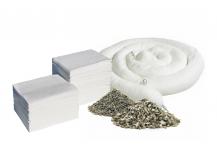 Pads, Booms, and Granular Absorbents