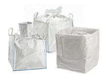 Group of Bulk Bags