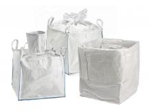 Group of Bulk Bags