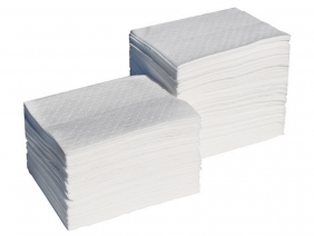 Group of Oil Only Absorbent Pads