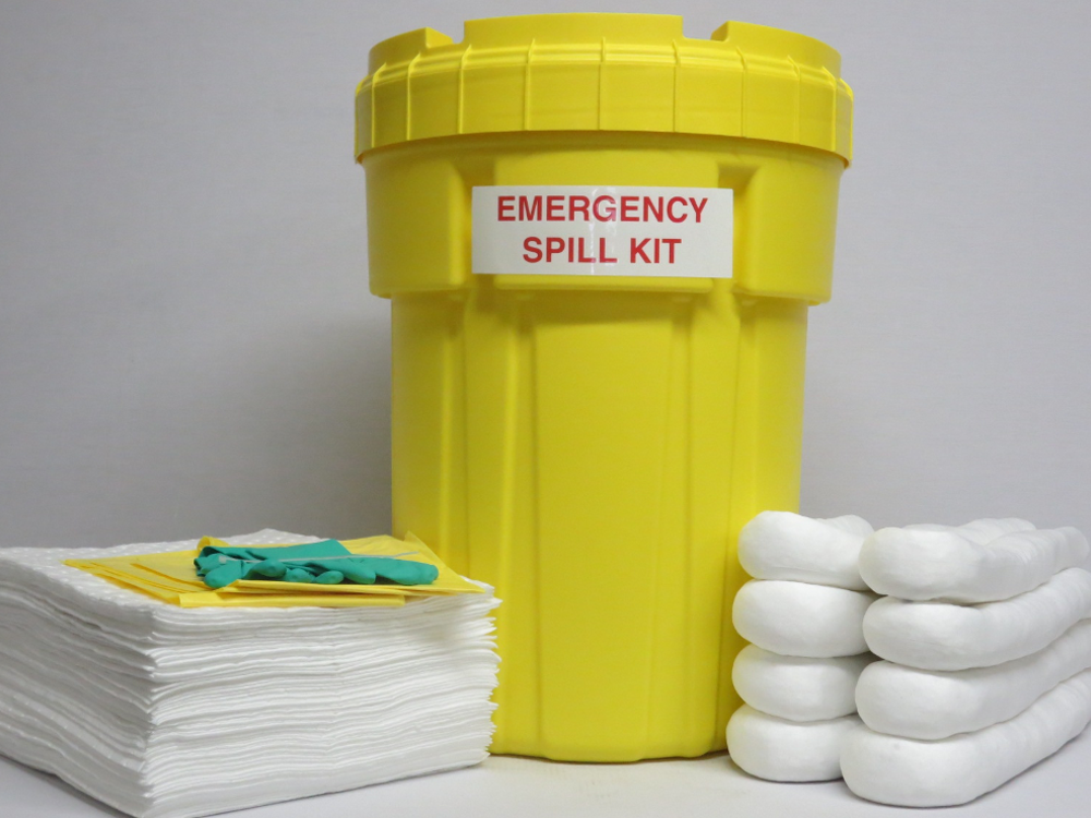 oil spill kit instructions