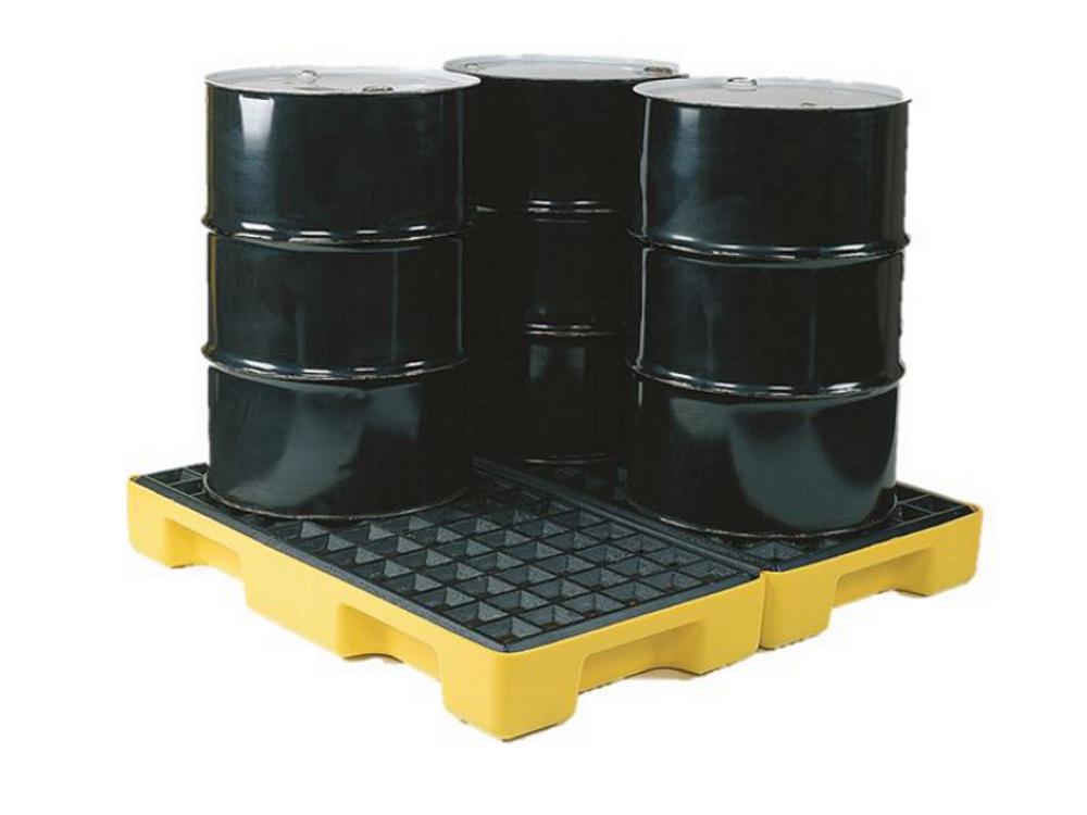 Spill Containment - QuestarUSA
