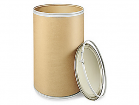 55 Gallon Fiber Drum
