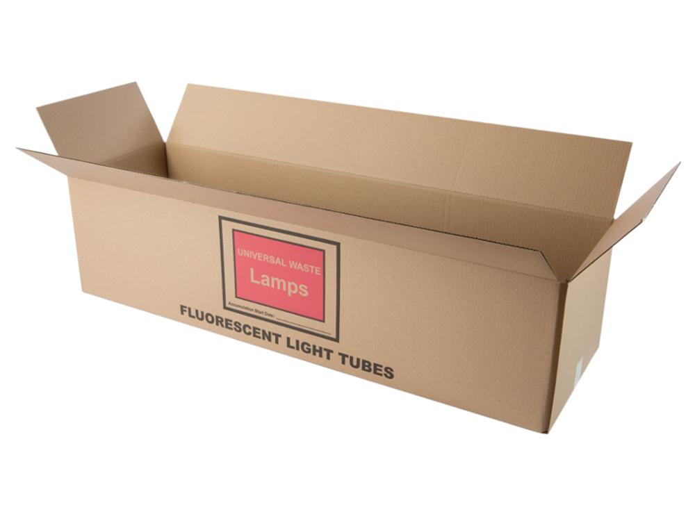 4 foot non un rated lamp box questarusa. Black Bedroom Furniture Sets. Home Design Ideas