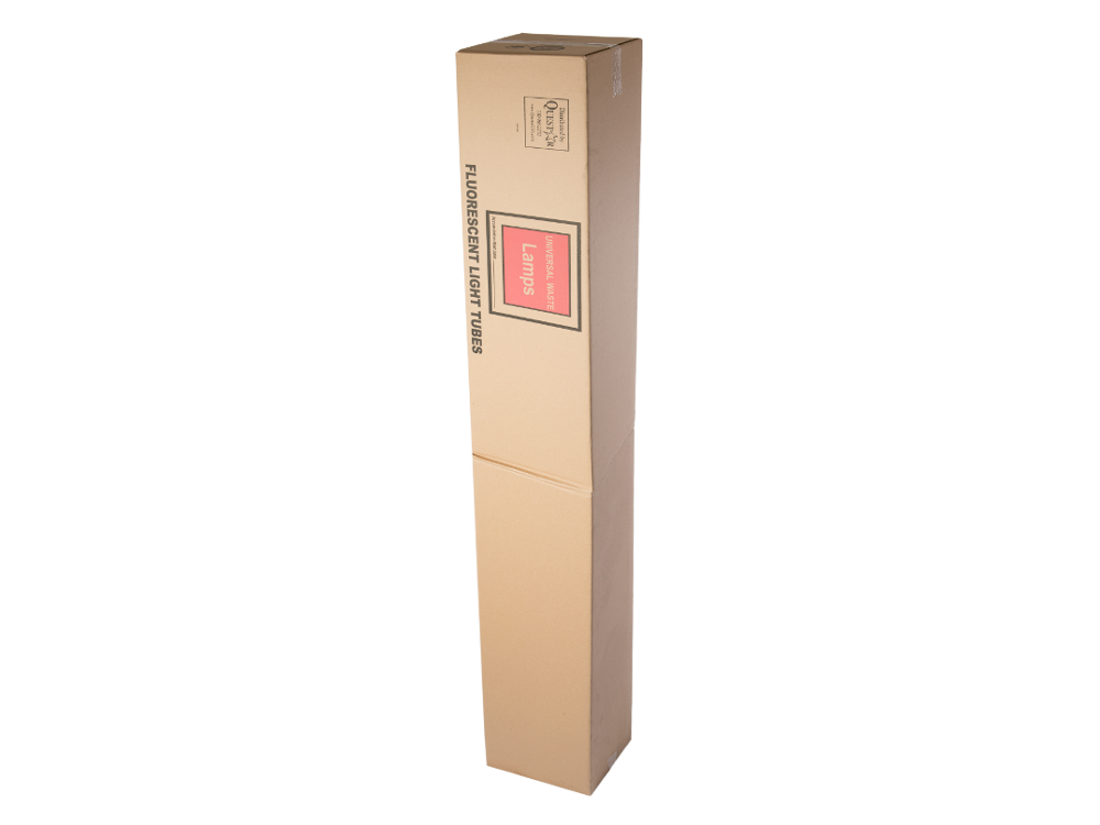 8 foot non un rated lamp box questarusa. Black Bedroom Furniture Sets. Home Design Ideas