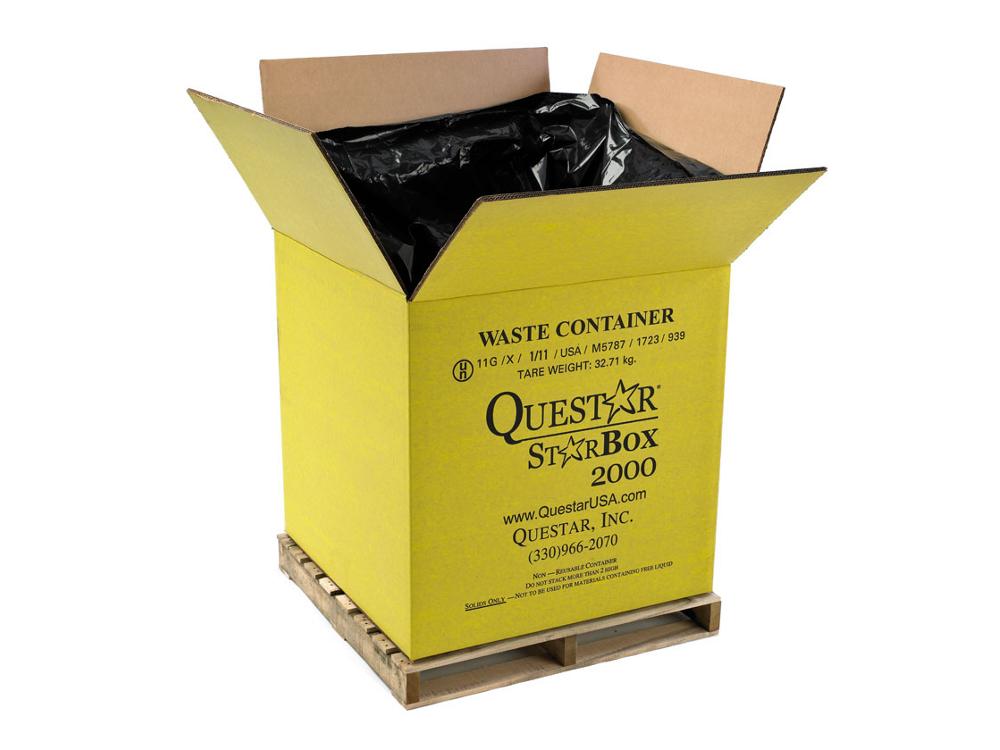 Starbox 2000 questarusa for Un container